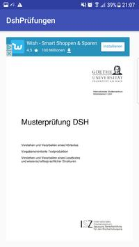the description of dsh prfung beispiele - Dsh Prfung Beispiel