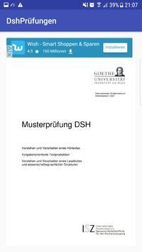 the description of dsh prfung beispiele - Dsh Prfung Beispiel
