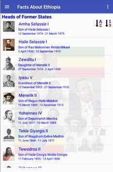 Facts About Ethiopia screenshot 4