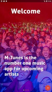 M-Tunes poster