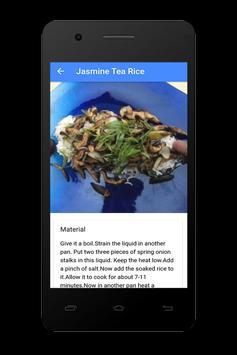 Chinese Food Recipes apk screenshot