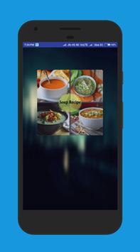 Soup Recipes - Hindi poster
