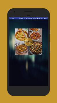 Sabji Recipes - Gujarati poster