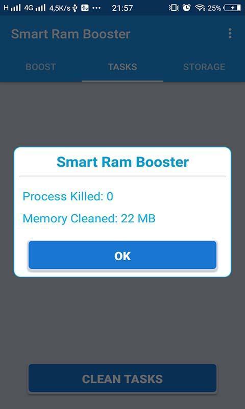 Smart ram booster apk download