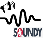 Soundy - say it with sound icon