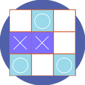 Tic Tac Toe : Cross Zeey icon