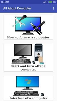 All About Computer screenshot 2