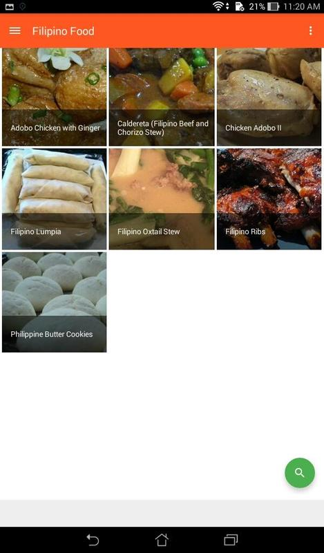 Food Junction Recipe For Android Apk Download