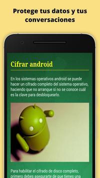 Trucos Seguridad para whatsapp apk screenshot