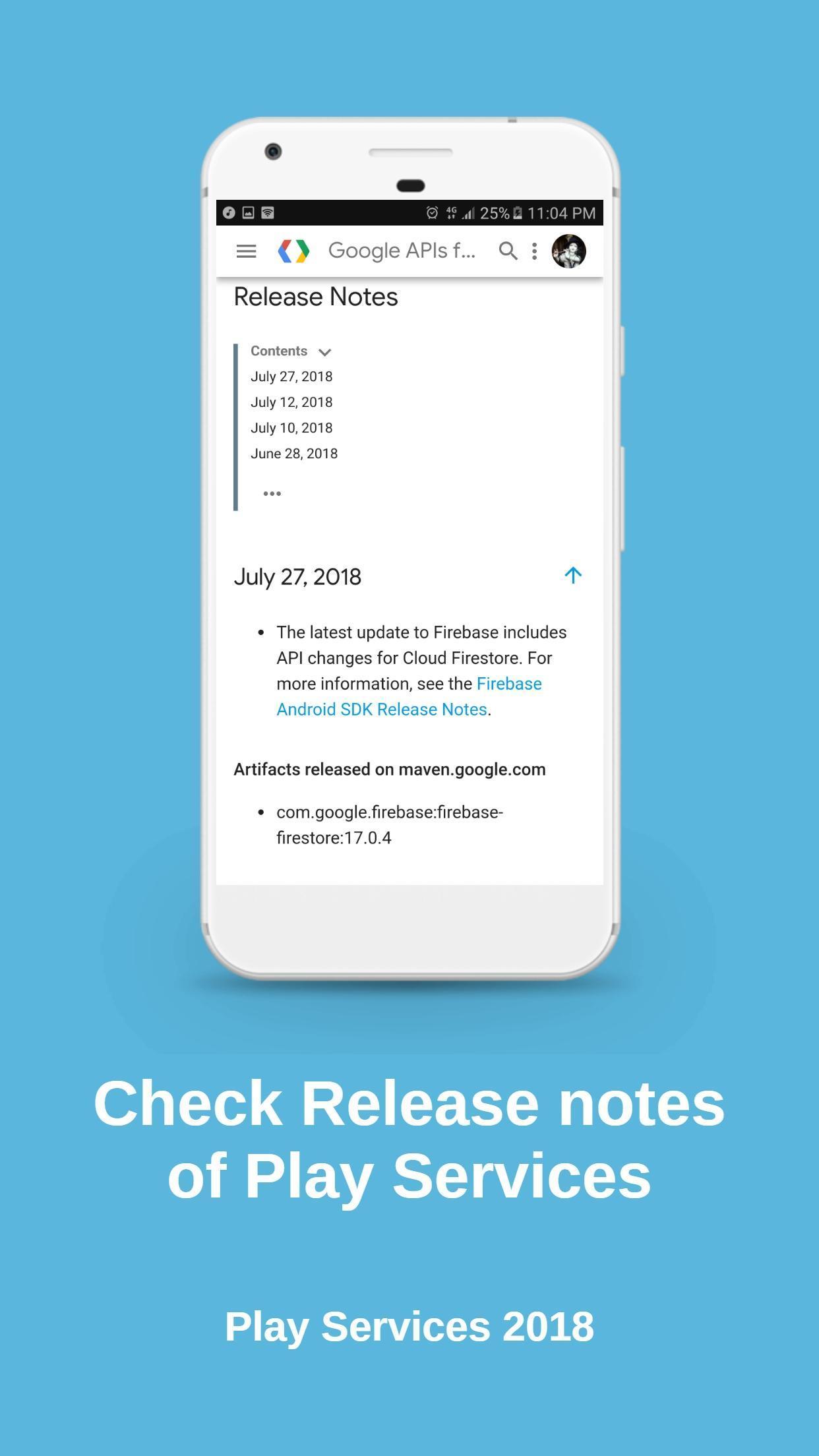 google play service new update apk download