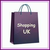 Shopping UK icon
