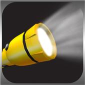 Brightest Torch Light Flashlight Widget Super Free icon