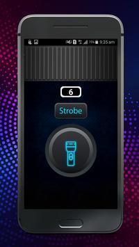 Brightest Torch Light Flashlight Widget Super Free screenshot 2