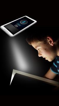 Brightest Torch Light Flashlight Widget Super Free screenshot 3