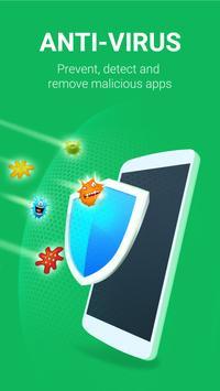 Mobile Security - Antivirus poster