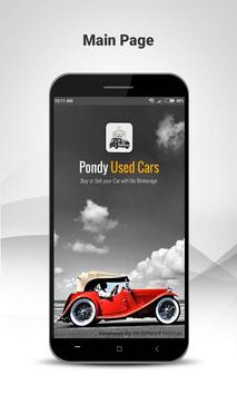 Pondy Used Cars poster