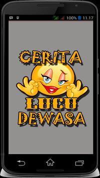 Cerita Humor Lucu Dewasa poster