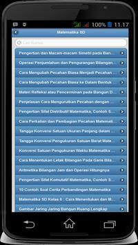 Rumus Matematika Free screenshot 2