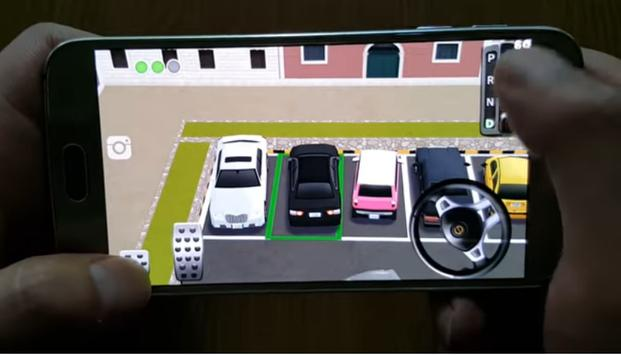 Driving Parking Game screenshot 3