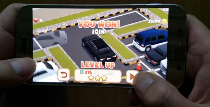 Driving Parking Game screenshot 4