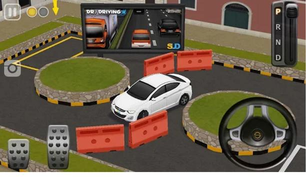 Driving Parking Game screenshot 5
