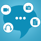 Pikchats -Free Story Messaging icon