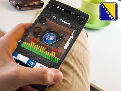 Bosnia and Herzegovina Radios apk screenshot
