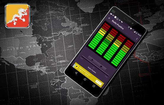 Bhutan Radios apk screenshot