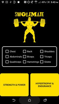 SwoleMate poster