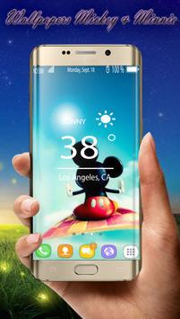 Mickey & Minnie  HD Wallpaper screenshot 5