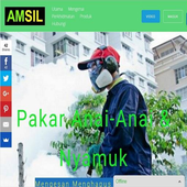 AMSIL Pest Control icon