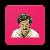 Wallpapers, Ringtones y Video de Pablo Escobar icon