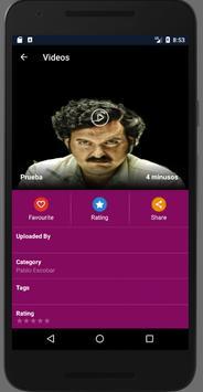 Wallpapers, Ringtones y Video de Pablo Escobar screenshot 1