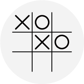 Tic Tac Toe (with XOXO) icon