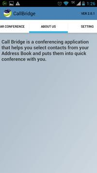 XOP Call Bridge apk screenshot
