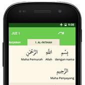 Al Quran per Kata icon