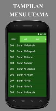 Al Quran per Kata poster