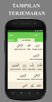Al Quran per Kata apk screenshot
