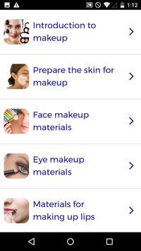Makeup Course poster
