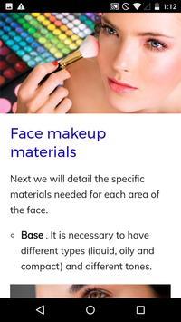 Makeup Course screenshot 2