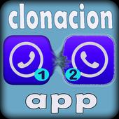 clonacion app icon