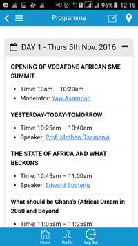 African SME Summit apk screenshot