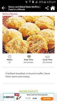 100+ Muffins Recipes apk screenshot