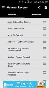 100+ Oatmeal Recipes screenshot 1