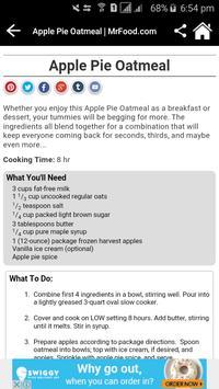 100+ Oatmeal Recipes screenshot 3