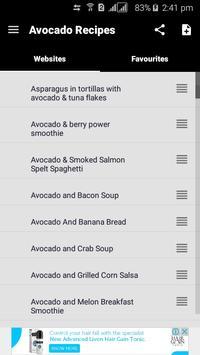 100+ Avocado Recipes apk screenshot