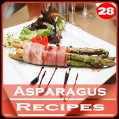 100+ Asparagus Recipes icon