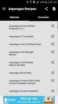 100+ Asparagus Recipes screenshot 1