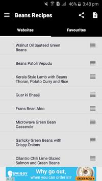 300+ Beans Recipes apk screenshot