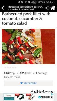 100+ Cucumber Recipes apk screenshot